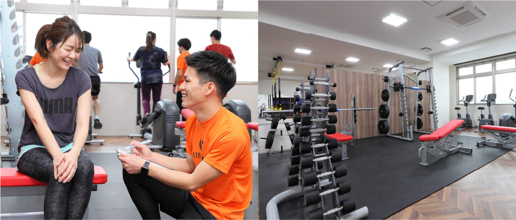 LOCOMO Fitnessの画像